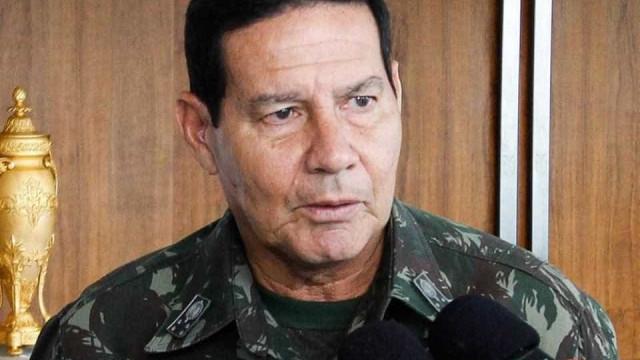 'Sangue derramado vai unir o Brasil', diz vice de Bolsonaro