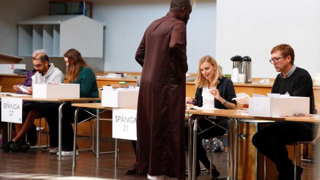 Suécia vai às urnas com chance de guinada nacionalista