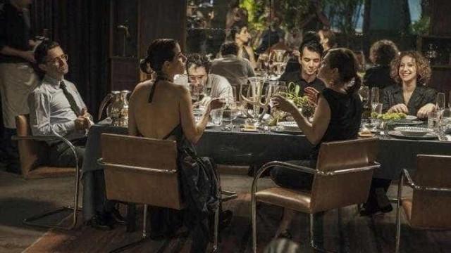 Filme 'O Banquete' é vasta lavação de roupa suja entre comensais
