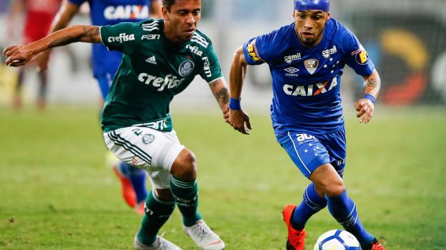 CBF não vê erro em gol do Palmeiras anulado na Copa do Brasil