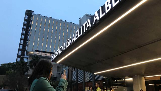 Na UTI, Bolsonaro reinicia fisioterapia nesta sexta, diz novo boletim