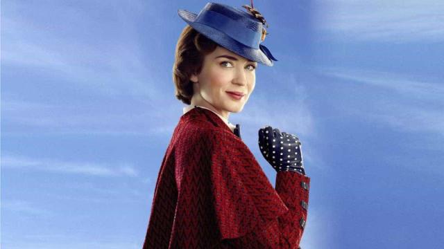 'O Retorno de Mary Poppins', novo longa da Disney, ganha trailer
