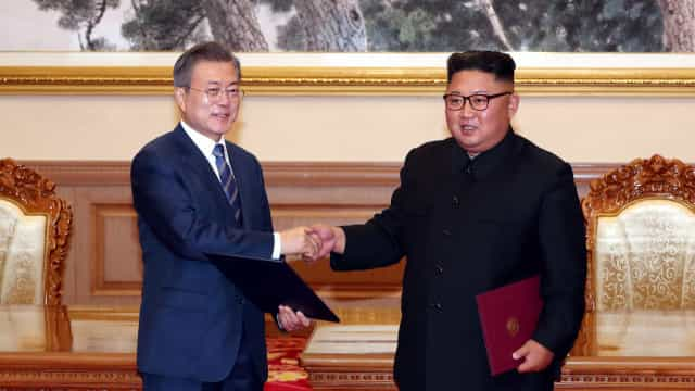 Coreia do Norte concorda em desativar seu complexo nuclear