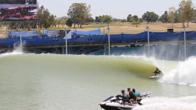 Piscina de ondas de Kelly Slater no Brasil será construída em Campinas