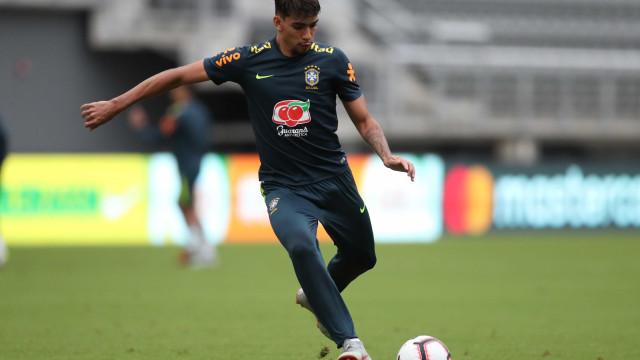 Neymar pode ajudar PSG a contratar Lucas Paquetá, do Flamengo