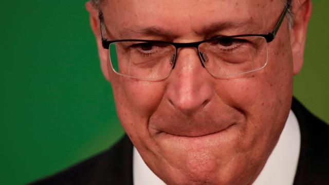 Centrão já discute opção em 2º turno sem Alckmin