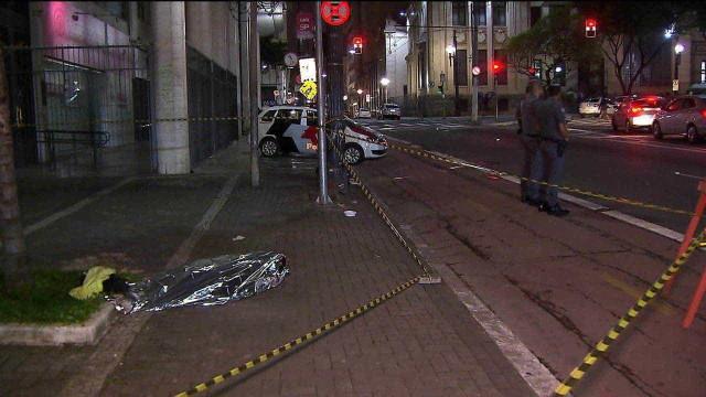 Jovem morre após ser espancado no Largo de São Francisco
