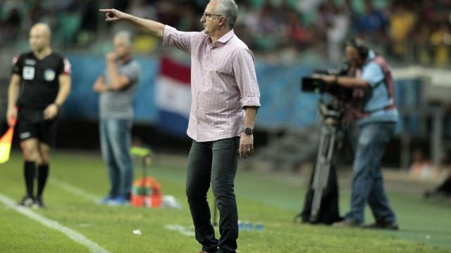 Apesar de empate sem gols, Dorival Júnior faz discurso otimista no Fla