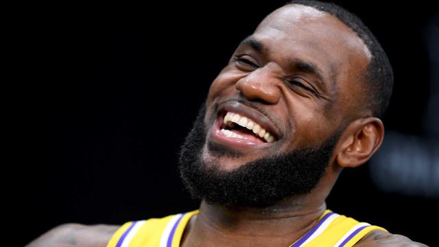 Pré-temporada da NBA: LeBron faz sua estreia pelo Lakers neste domingo