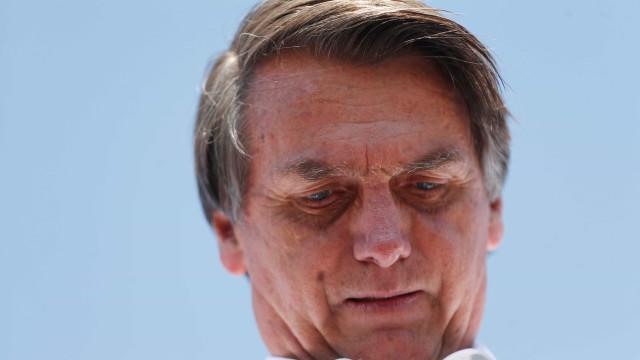 Bolsonaro ironiza ida de mulheres às ruas: 'Minorias contra mim'