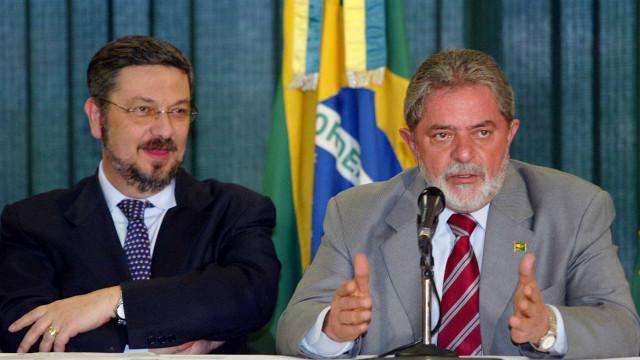 Palocci disse que Lula sabia da corrupção na Petrobras desde 2007
