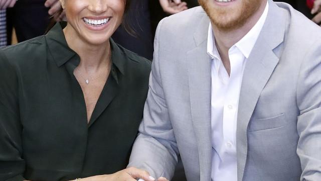 Meghan e Harry se mudam para a própria casa no Palácio de Kensington