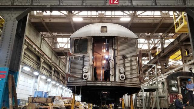 Figurantes do filme 'Coringa' ficam presos por horas em metrô