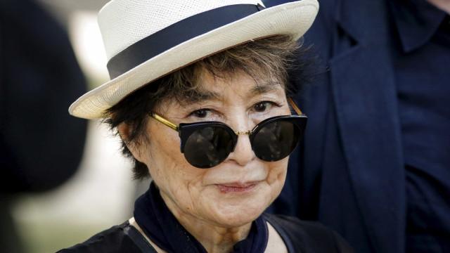 Yoko Ono lança nova versão de 'Imagine'