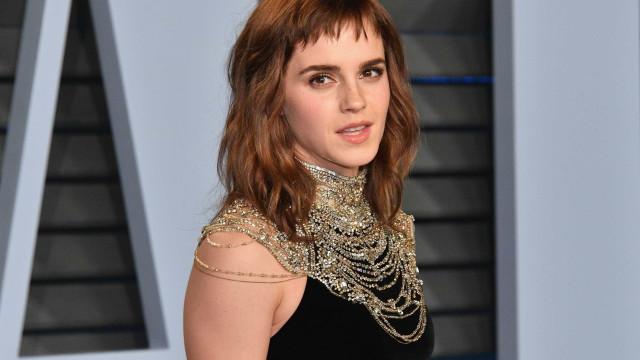Emma Watson é vista beijando empresário milionário da tecnologia