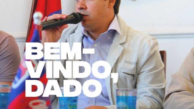 Paraná acerta chegada do técnico Dado Cavalcanti