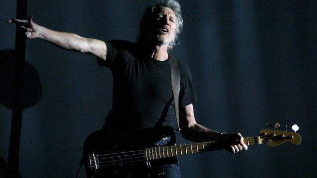 Crianças concluem ensaios para participação em show de Roger Waters