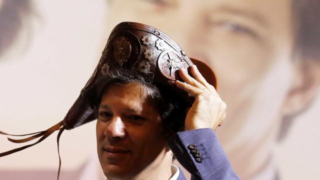 Rejeição a Haddad supera a de Bolsonaro; petista vence só no NE