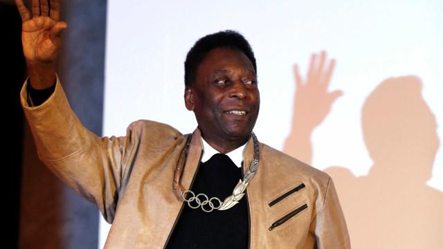 Pelé celebra 78 anos ainda como grande referência mundial