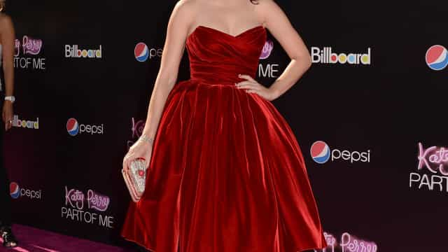 Katy Perry faz 34 anos e tem músicas na lista de mais buscadas da web