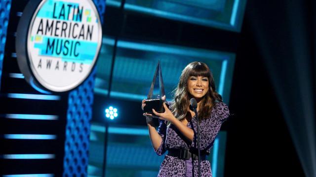 Anitta vence 'Clipe Favorito' do Latin American Music Awards 2018