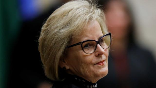PF reforça segurança de Rosa Weber e investiga ameaça