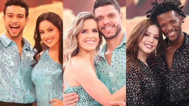 Repescagem do Dança classifica Malheiros, Bia Arantes e Mariana Ferrão