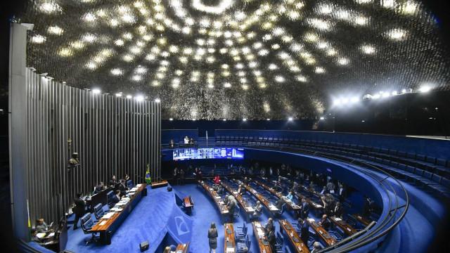 Jornalistas são vetados em sessão do Congresso com Bolsonaro