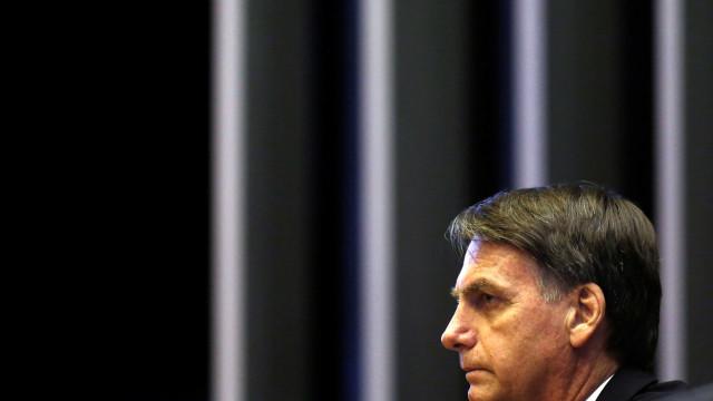 Bolsonaro se recusa a responder pergunta sobre Egito e deixa entrevista