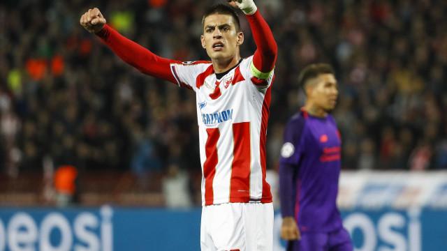 Liverpool perde para o Estrela Vermelha, e Brugge humilha o Monaco