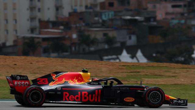 Verstappen, da Red Bull, lidera 1º treino livre do GP do Brasil