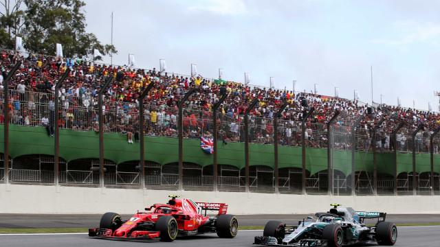 GP do Brasil de Fórmula 1 tem melhor público dos últimos oito anos