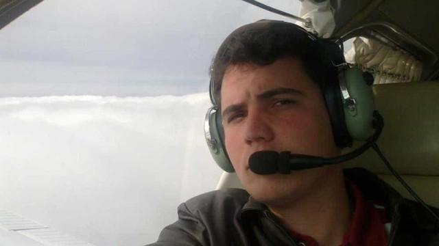 Piloto que sobreviveu à queda de avião está com infecção e segue na UTI