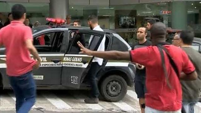 Policiais mineiros envolvidos em tiroteio são presos em Juiz de Fora