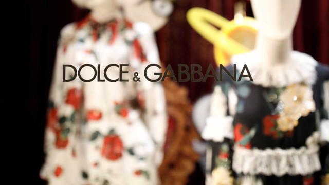 D&G cancela desfile após marca e estilista serem acusados de racismo