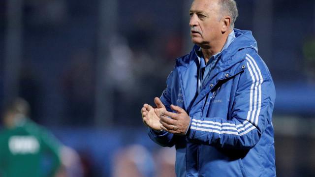 Com Palmeiras na liderança, Felipão se recusa a comemorar antes do fim