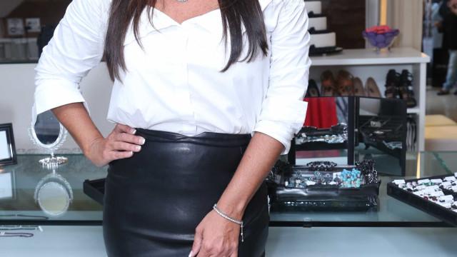 Cristiana Oliveira diz que não se dava bem com par romântico de novela