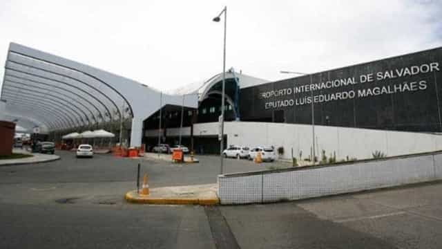 Suspeita de bomba no aeroporto de Salvador atrasa desembarques