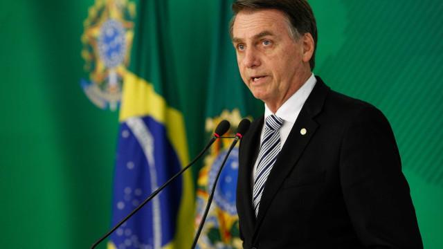Cirurgia de Bolsonaro é adiada para 2019