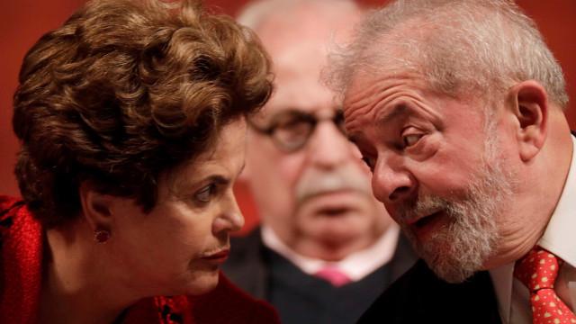 Justiça abre ação contra Lula e Dilma por 'quadrilhão'