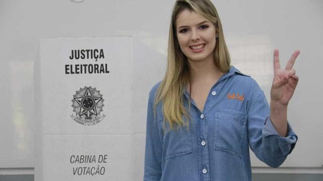 Deputada mais jovem do país tem 22 anos e quer Congresso municipalista