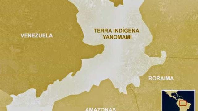 União e Funai devem reativar bases de vigilância na terra ianomâni