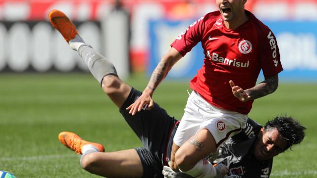 Nico brilha, Inter garante vaga direta na Libertadores e complica Flu