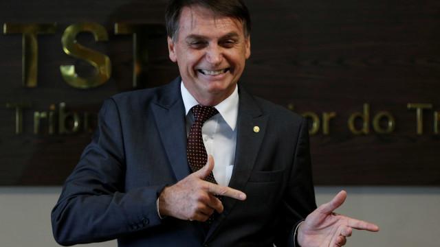 Palmeiras convida Bolsonaro para ver jogo da entrega da taça no Allianz