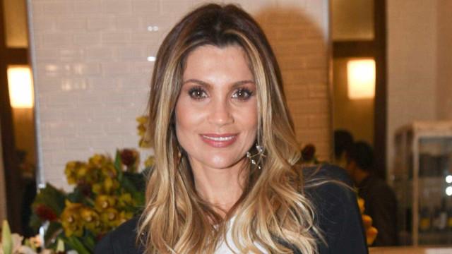 Flávia Alessandra diz que sofre com cenas de 'O Sétimo Guardião'