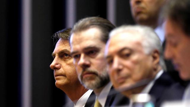 Bolsonaro: 'Se houver indulto a criminosos, certamente será o último'