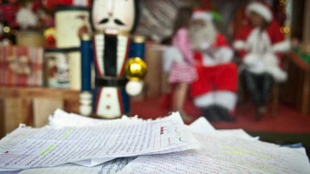 Pedidos ao Papai Noel dos Correios emocionam milhares de pessoas