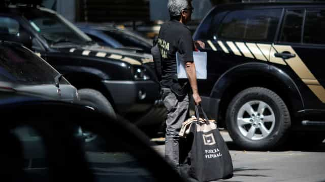 PF interroga suspeito de furtar obras furtadas da Biblioteca Nacional