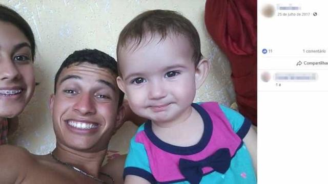 Caso Taina: família comemora com churrasco aparecimento de mãe e filha