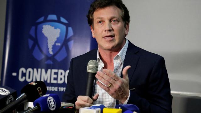 Presidente da Conmebol: data da final da Libertadores é 'irreversível'